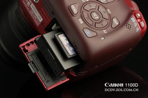入门单反给你好看!Canon1100D评?馐追?