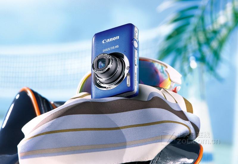 佳能 canon ixus115 hs蓝色图片欣赏 第44张 zol中关村在线高清图片