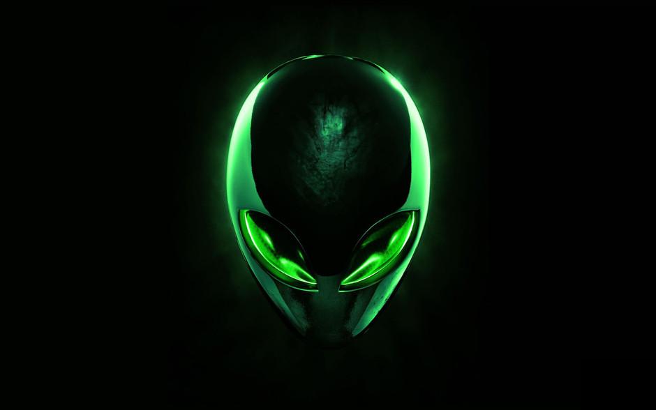 外星人 Alienware M17x多张神秘壁纸