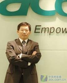 Acer中国区执行副总裁 何谦永个人简介