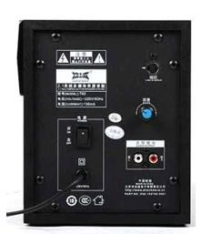 便宜带线控,冲击波T60音箱物美价廉