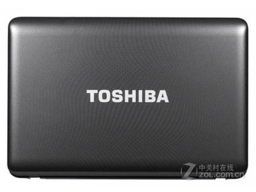 二代i3芯配独显 东芝L700天籁黑促销