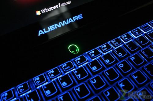 霸气机皇瘦身上阵 Alienware M14x首测