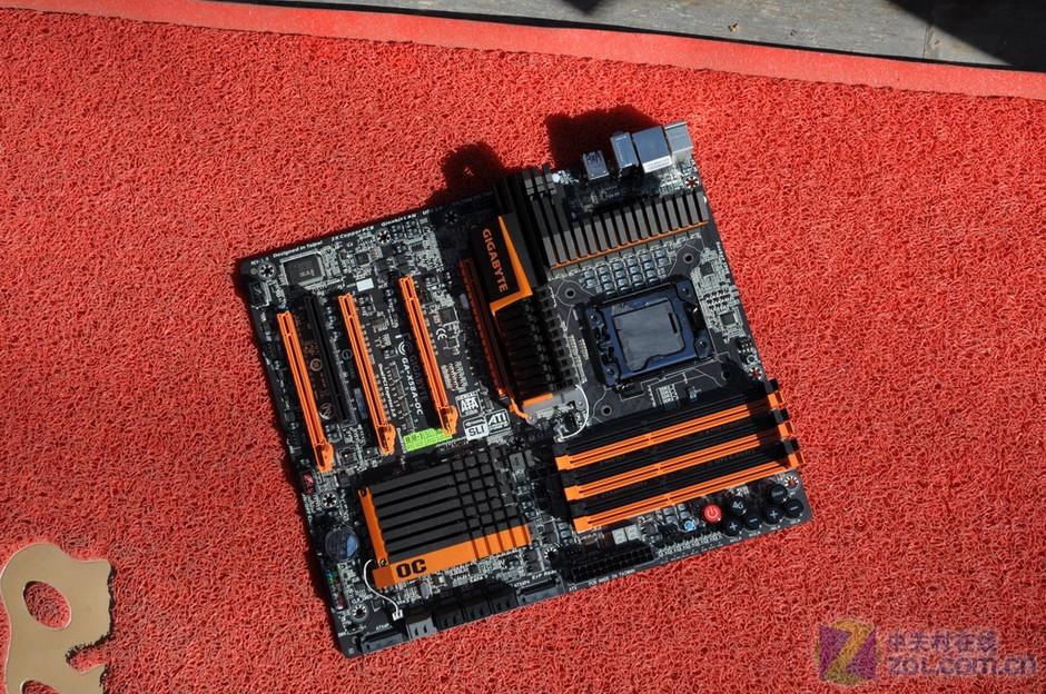 技嘉GA-X58A-OC主板