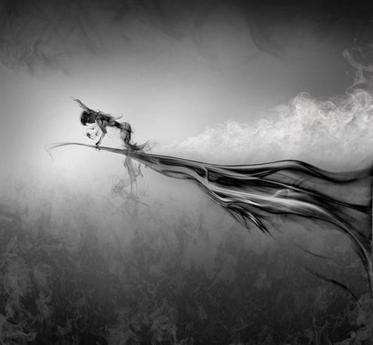 奇幻烟雾大片 土耳其摄影师艺术作品欣赏