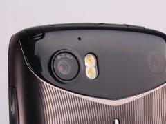 摩托罗拉 MT870 黑色 摄像头
