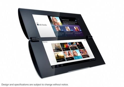 索尼公布S1和S2平板 售价599美元(图)