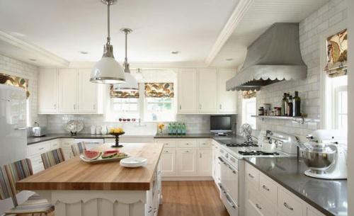 生活新方式 20款开放式厨房餐厅设计 原创