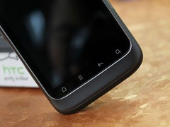 HTC Wildfire S 咖啡色 细节图