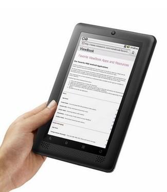 1G处理器手写平板电脑 优派VB730荣耀上市