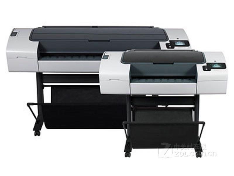 44英寸HP T790大幅面打印机 北京畅销