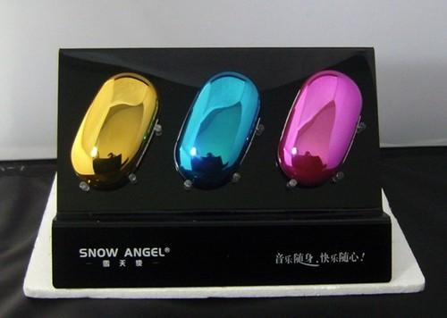 雪天使迷你音箱魔石A8,漫步便携视听时代!