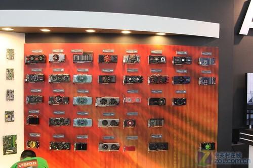 2011台北电脑展:众多AMD显卡新品图赏