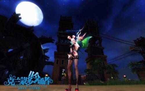 神魔大陆仲夏节四季合唱团称号展示