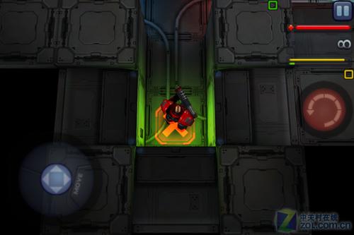 每日佳软:俯视科幻高清射击游戏黑暗中队 原创
