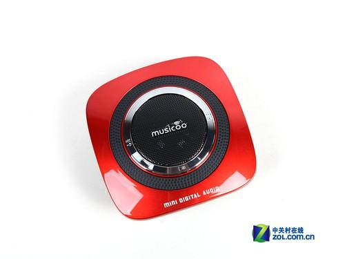五种EQ+鼠标大小 魅歌S10便携音箱评测(没价格)