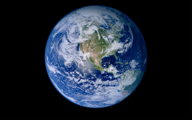 星空地球mac壁纸(1440*900)图片