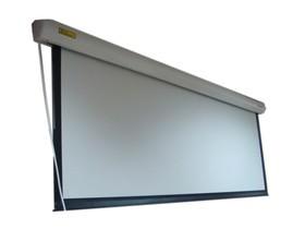 美视电动幕 灰塑(120英寸)