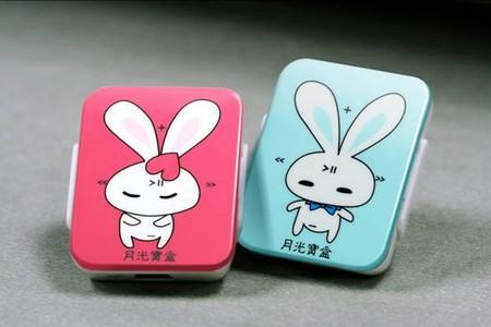 兔年的七夕节,送我对兔子吧!