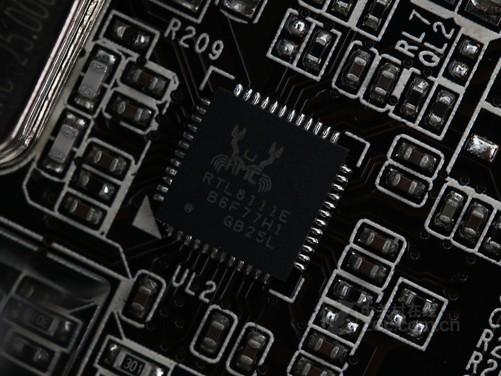 realtek alc892音效芯片以及realtek rtl8111e网络芯片