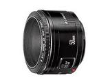 佳能EF 50mm f/1.8 II整体外观图