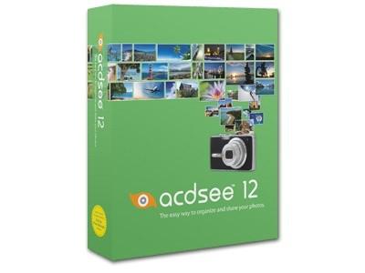 ACDSee 相片管理器 12 (简体中文版)