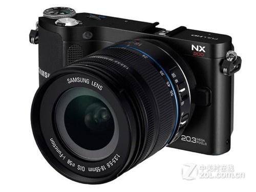 高像素单微单相机 三星NX200降至4830元