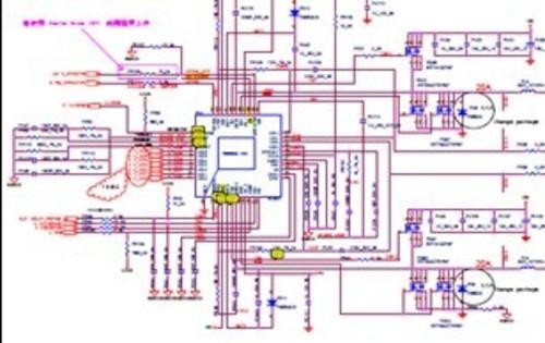 这个是对电路板中的一些元素过敏而导致的.