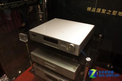 奢华级台式cd播放器