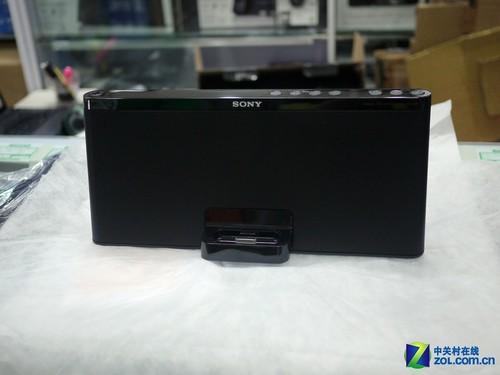 智能低频增强 索尼遥控苹果音箱550元