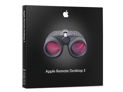 苹果 Remote Desktop 3.3(无限制管理系统)