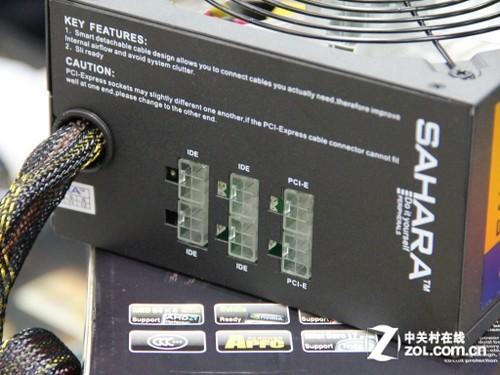 最便宜的模组 撒哈拉400W电源299元