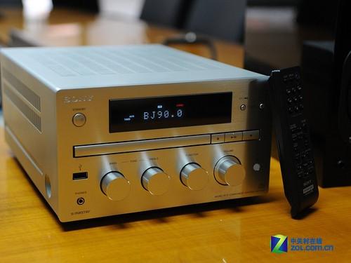 iPod连接 索尼新款组合音响2850元