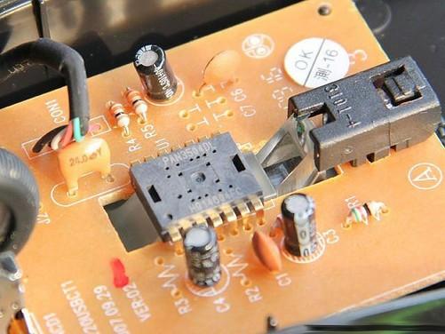 zowie mico所采用的pan芯片与20元的鼠标相同