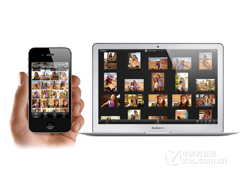 苹果 iPhone 4S(16GB) 手机产品外观与图解-ZDNet IT采购产品库