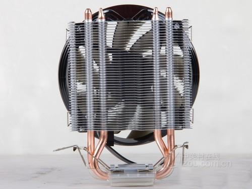 U型热管设计 九州风神玄冰散热器简评