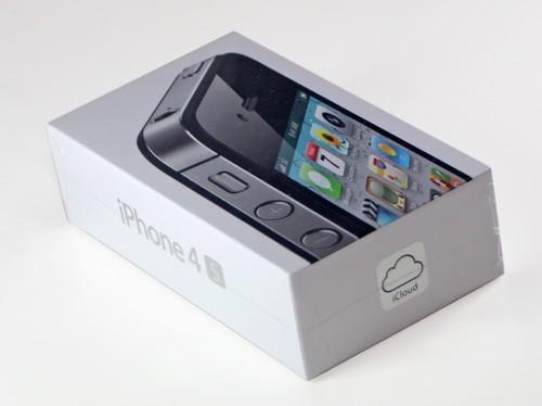 iPhone4S水货充足 香港市场一日跌4000