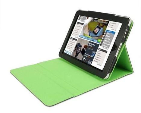 吉星iPad守护者 魔术贴贴出最佳视角
