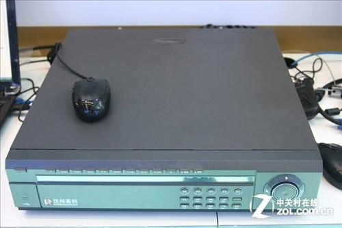 汉邦高科视频监控存储解决方案亮相cpse