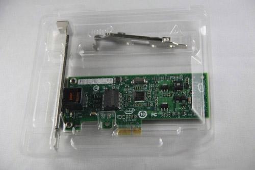 千兆以太网福音 简评Intel 9301CT网卡
