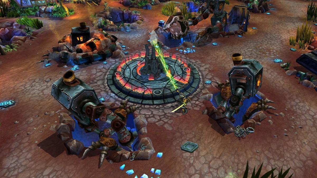 【高清图】 英雄联盟据点模式地图装备玩法全面解读图23