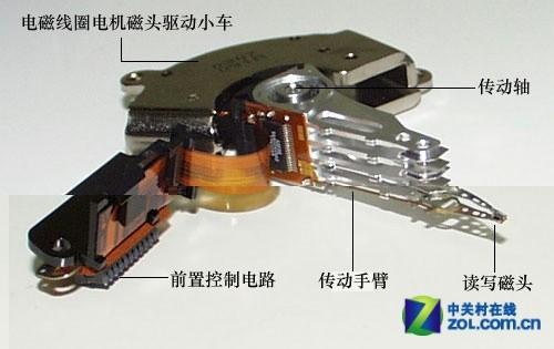 磁头引发暗战 硬盘厂家增产500G硬盘