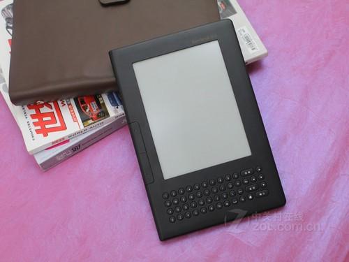 最便宜电纸书 盛大Bambook全键盘版460元