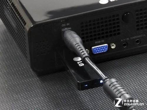 LED投影功能新亮剑 LG HW300TC试用