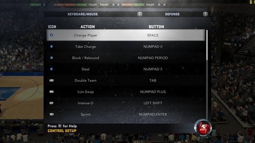 《NBA2k12》完美破解补丁截图展示