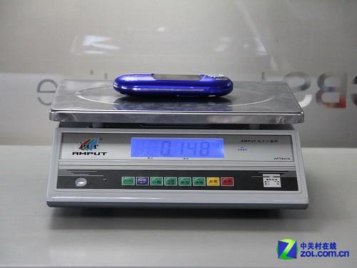 功能丰富体积小巧 圣宝SV560心月评测