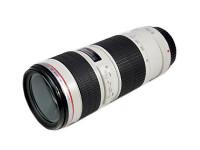 佳能EF 70-200mm f/4L USM(小小白)