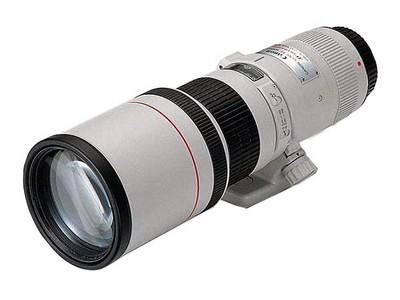 【送UV镜+送清洁套装】佳能 EF 400mm f/5.6 L USM 佳能400F5.6定焦镜头 佳能400定镜头