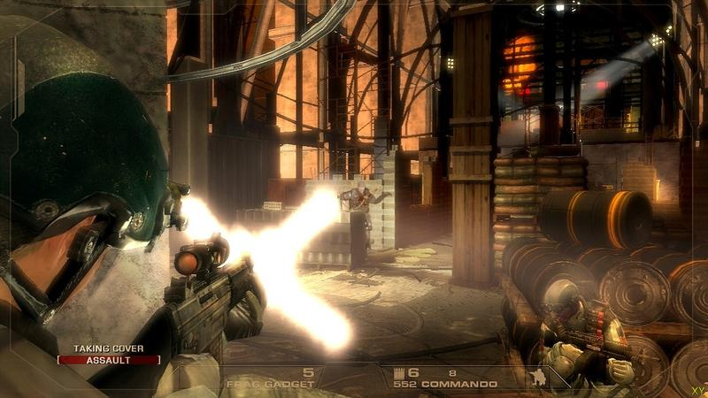 【高清图】《彩虹六号:维加斯》最新游戏画面公开