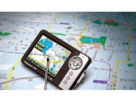 纽曼 newsmy GPS E666图片 图5
